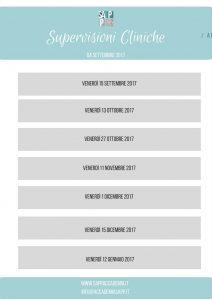 calendario supervisioni 2017