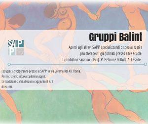 Gruppi Balint